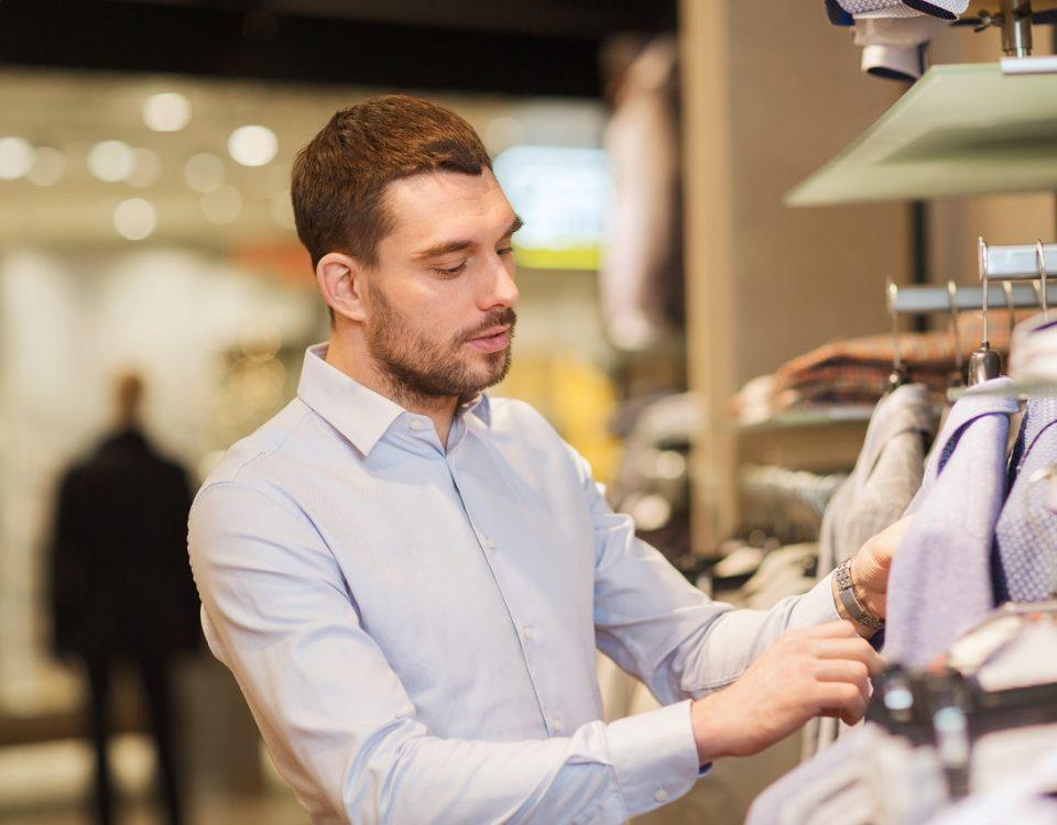 magasin vêtement homme à Monaco