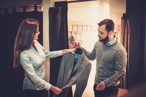 Vente de vêtement pour homme à la Réunion